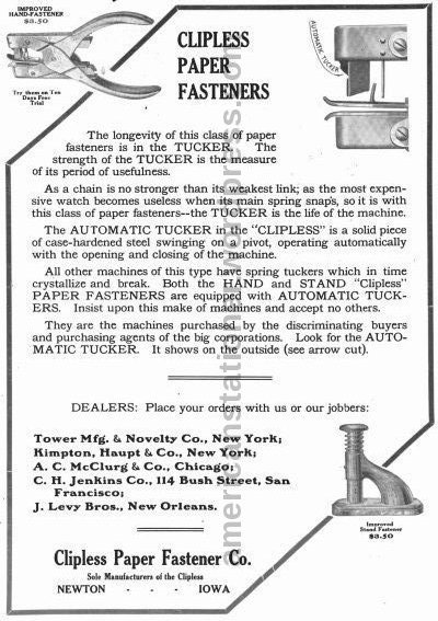 Clipless Ad 1913 sm wm