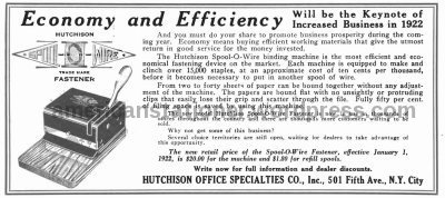 American Stationer and Office Outfitter, The 1922 January-June (ocr) 101 sm wm