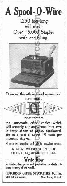 Typewriter Topics The International Office Equipment Magazine 1919 (ocr) 580 sm wm