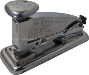 Model 81 Stapler en sm wm