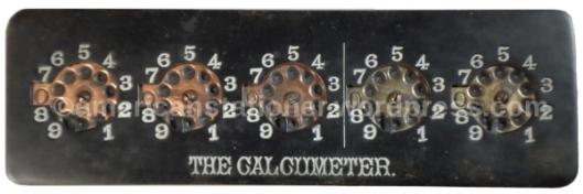 calcumeter sm wm