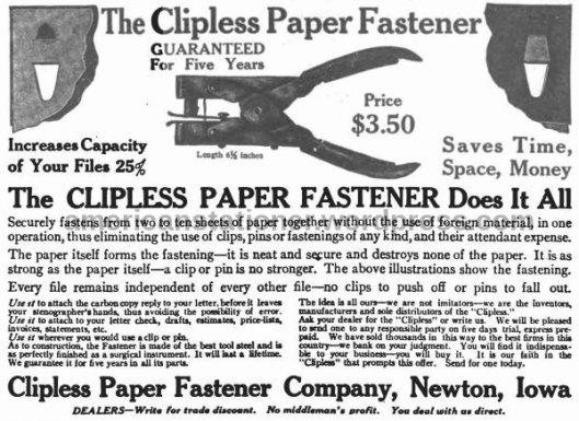 Clipless Ad 1910 sm wm