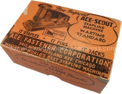 ace scout stapler 202v box sm wm
