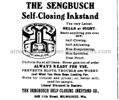 ad from March 30, 1905