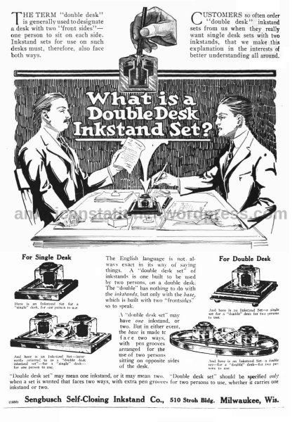 ad from 1922 industry magazine