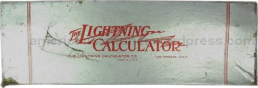 lightning adding machine calculator box v0 wm sm