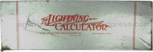 lightning adding machine calculator box v0 wm sm