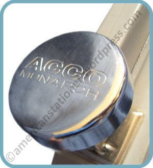 acco monarch plunger wm sm2