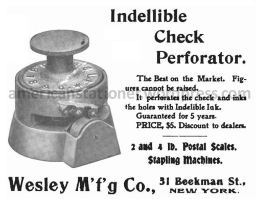 1901 Geyer's Stationer Ad wm sm