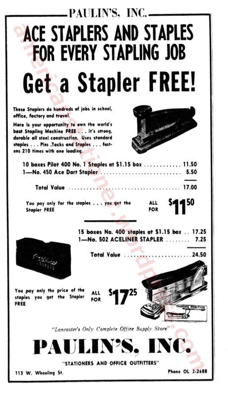1958 Lancaster_Eagle_Gazette_ad wm sm