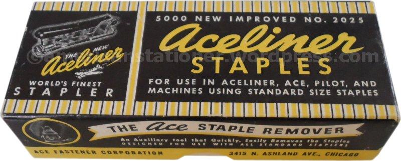 Aceliner Box of Staples 1940s wm sm