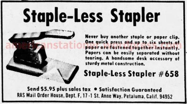 1974 Press Democrat ad wm sm